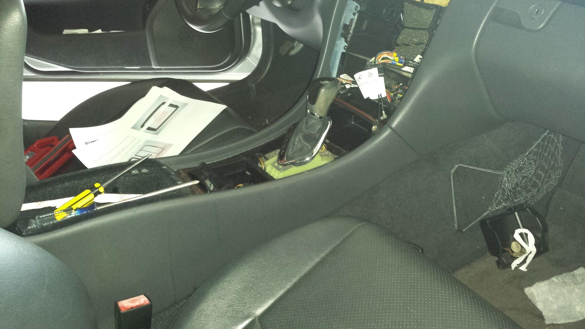 2000 Mach Car Stereo Radio Dash Install Kit W Wiring Harness Ebay