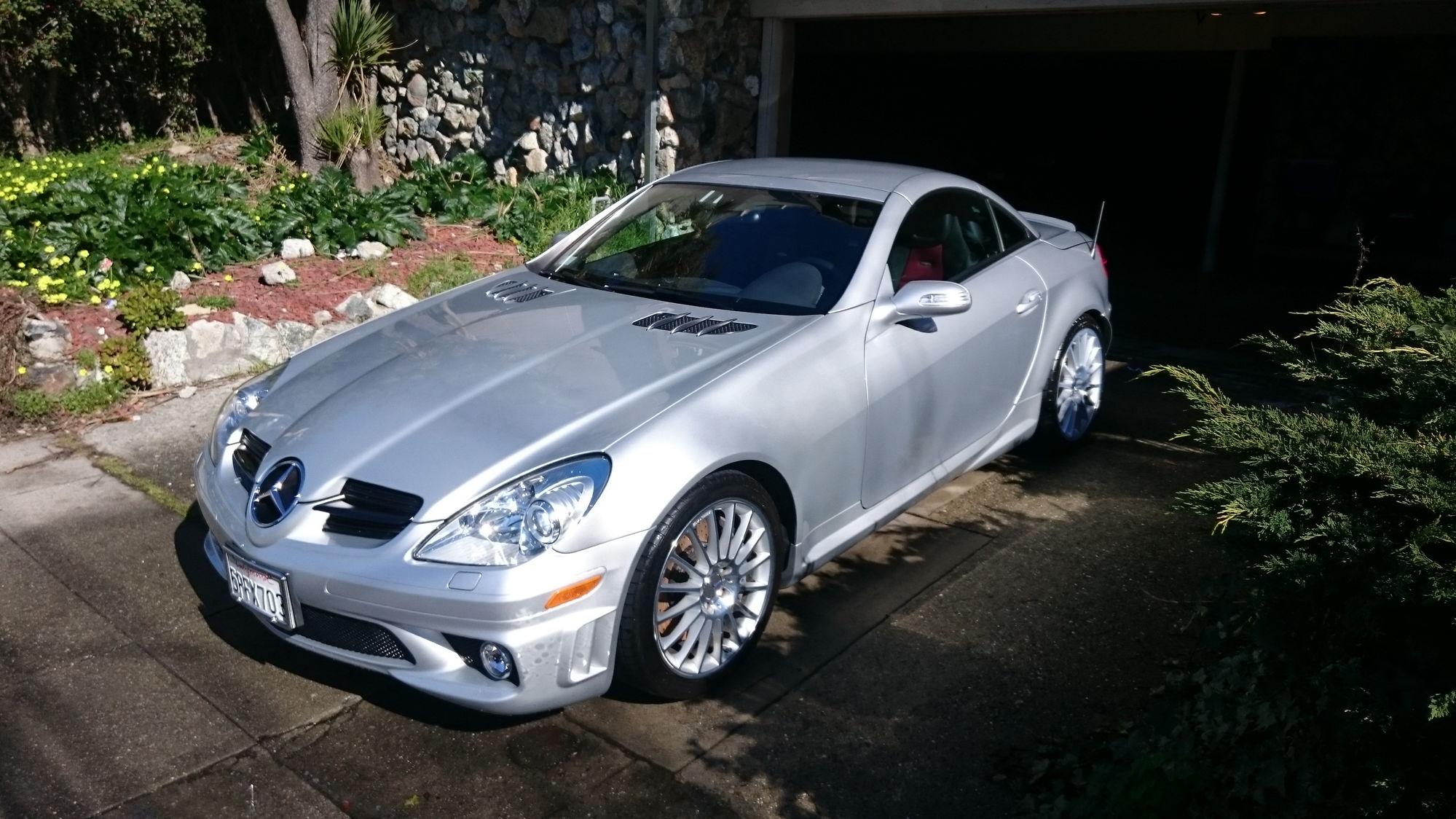 2006 mercedes benz slk55 36 000 miles forums for Mercedes benz e350 forum