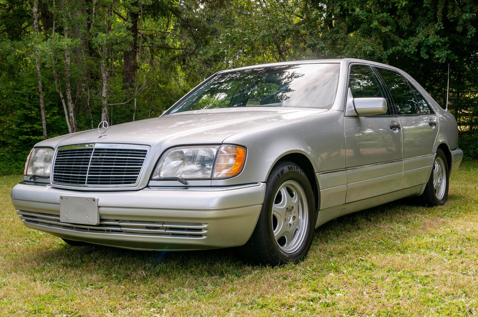 1997 Mercedes Benz S420 Forums Fuel Filter
