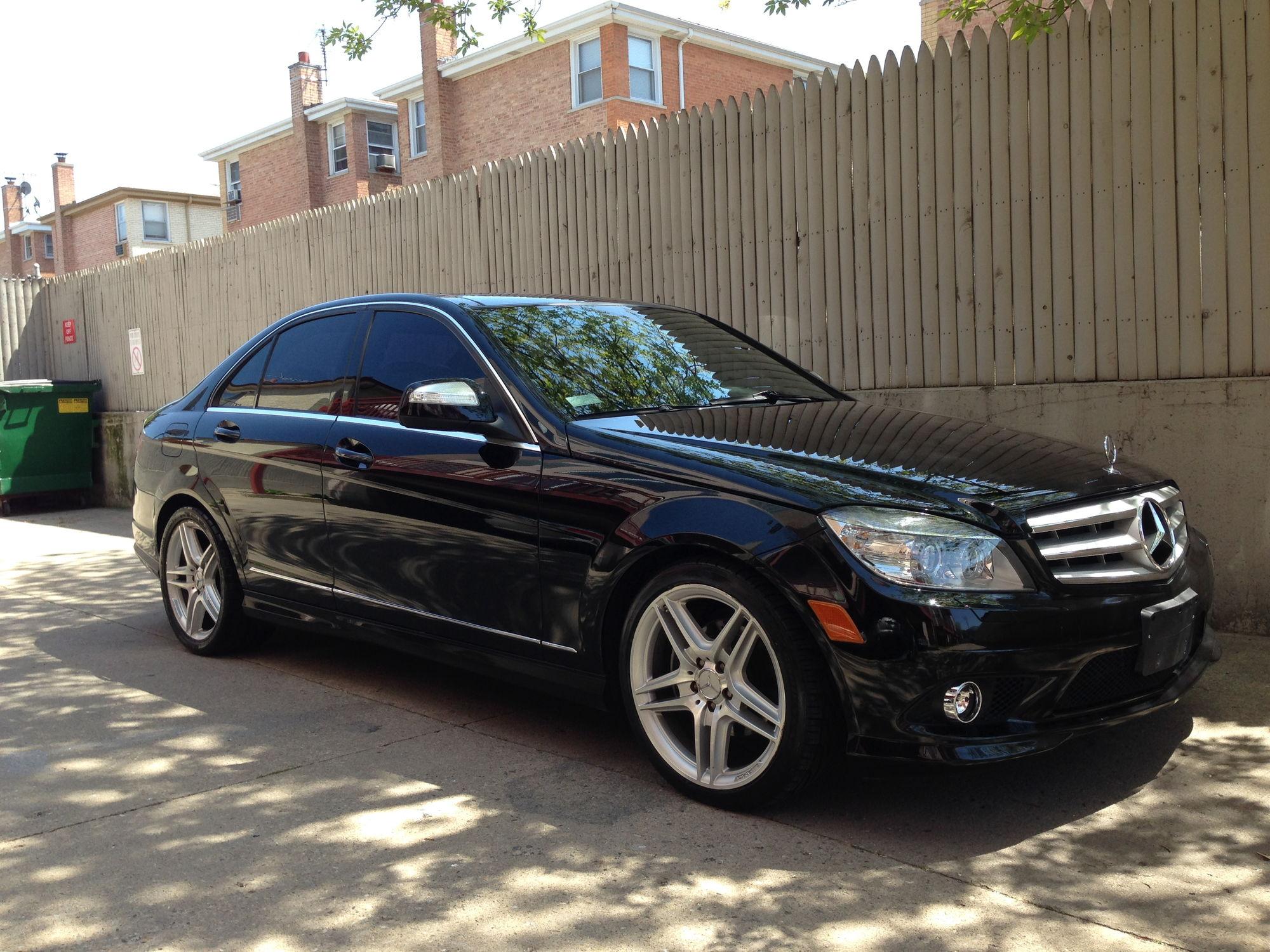 08 C300 Luxury Black 18\