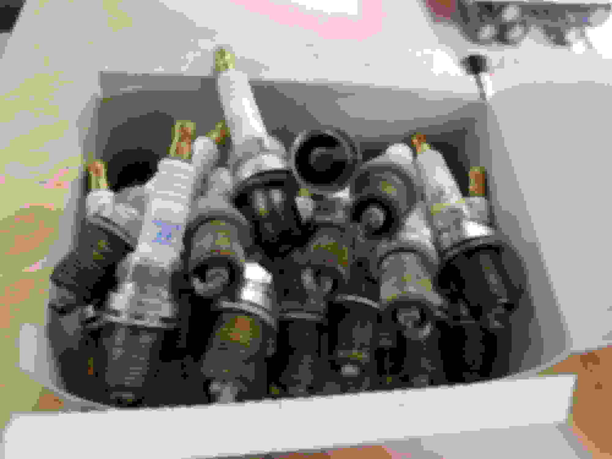 Cylinder #5 Misfire SOLVED - MBWorld org Forums