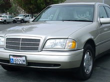 My 1997 C280