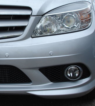 New C Class Parking Sensors - MBWorld org Forums