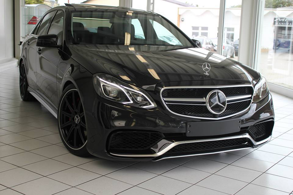 Amg E63 Conversion W212 2009 Into Facelift 2013 Mbworld Org Forums