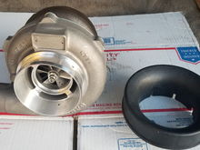 Garrett GT3076R ball-bearing turbo w/ velocity stack, $1200