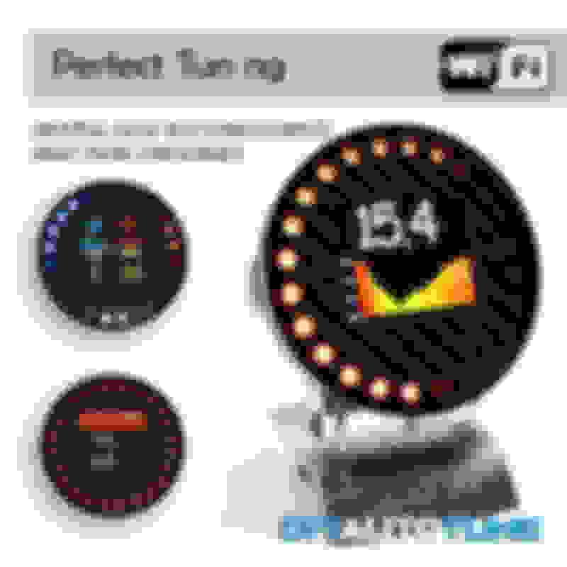 Plug an play dash gauge for NB (and soon NA) for Megasquirt - Miata