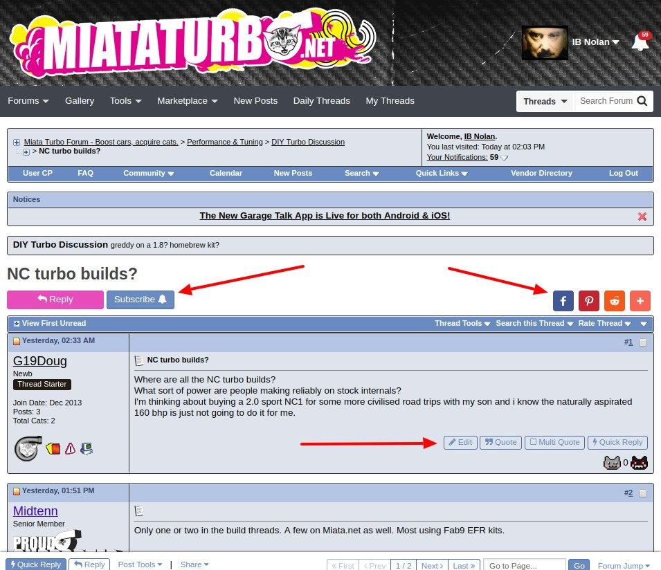 DIY Turbo build, questions along the way - Miata Turbo Forum - Boost