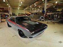 RS 1970 Dodge Challenger