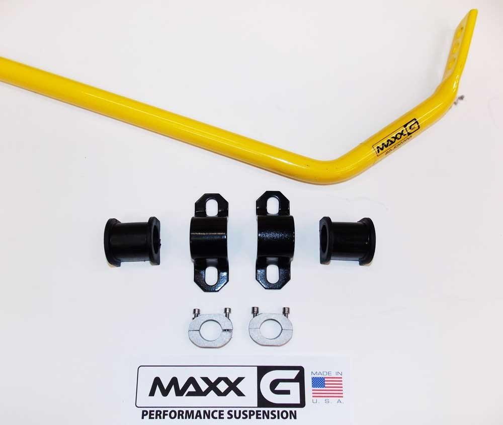 2015 Mini Countryman Suspension: M7 MAXX-G R60/61 Sway Bars Are In!