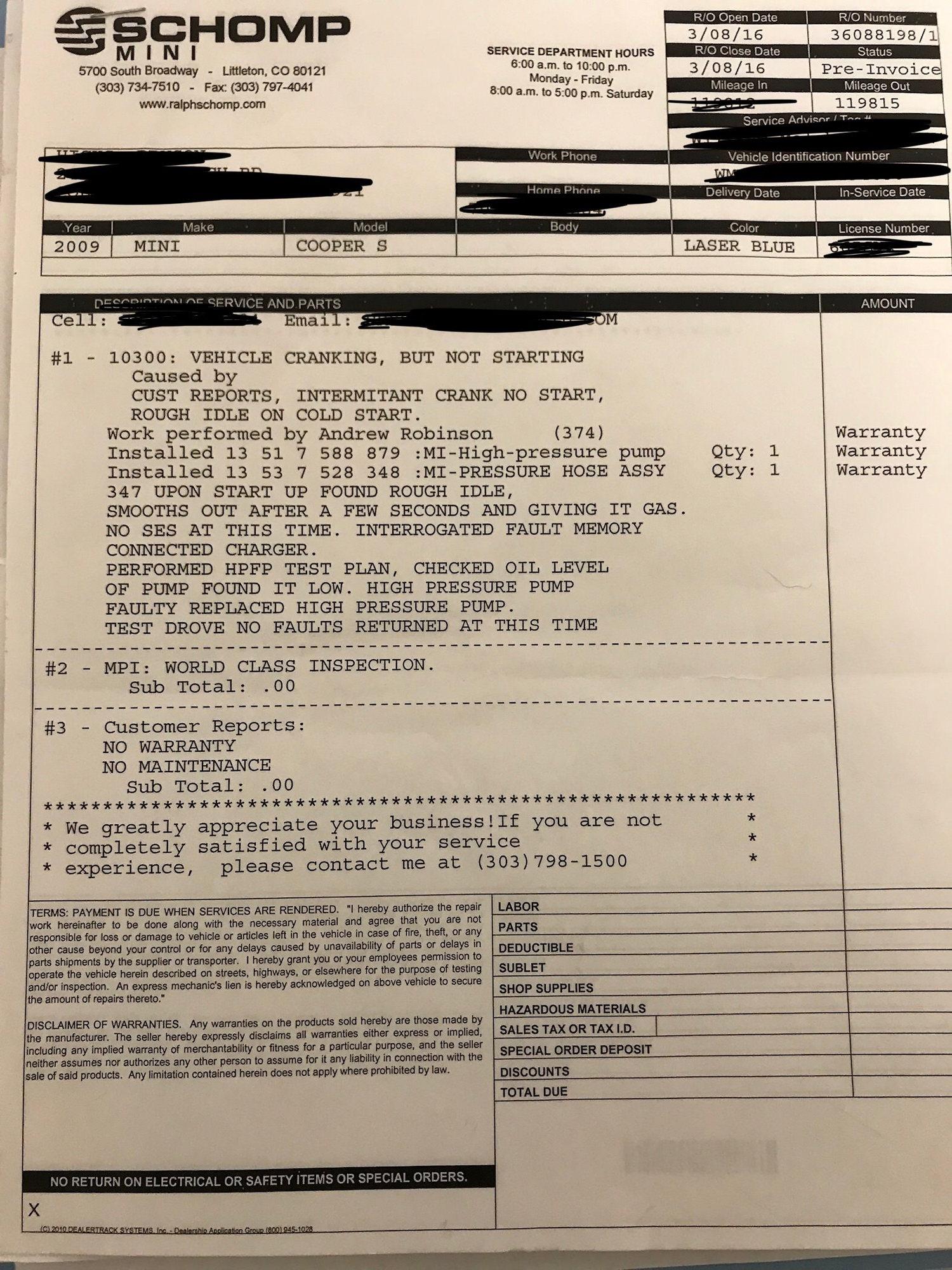 jaguar dtc p0087-22