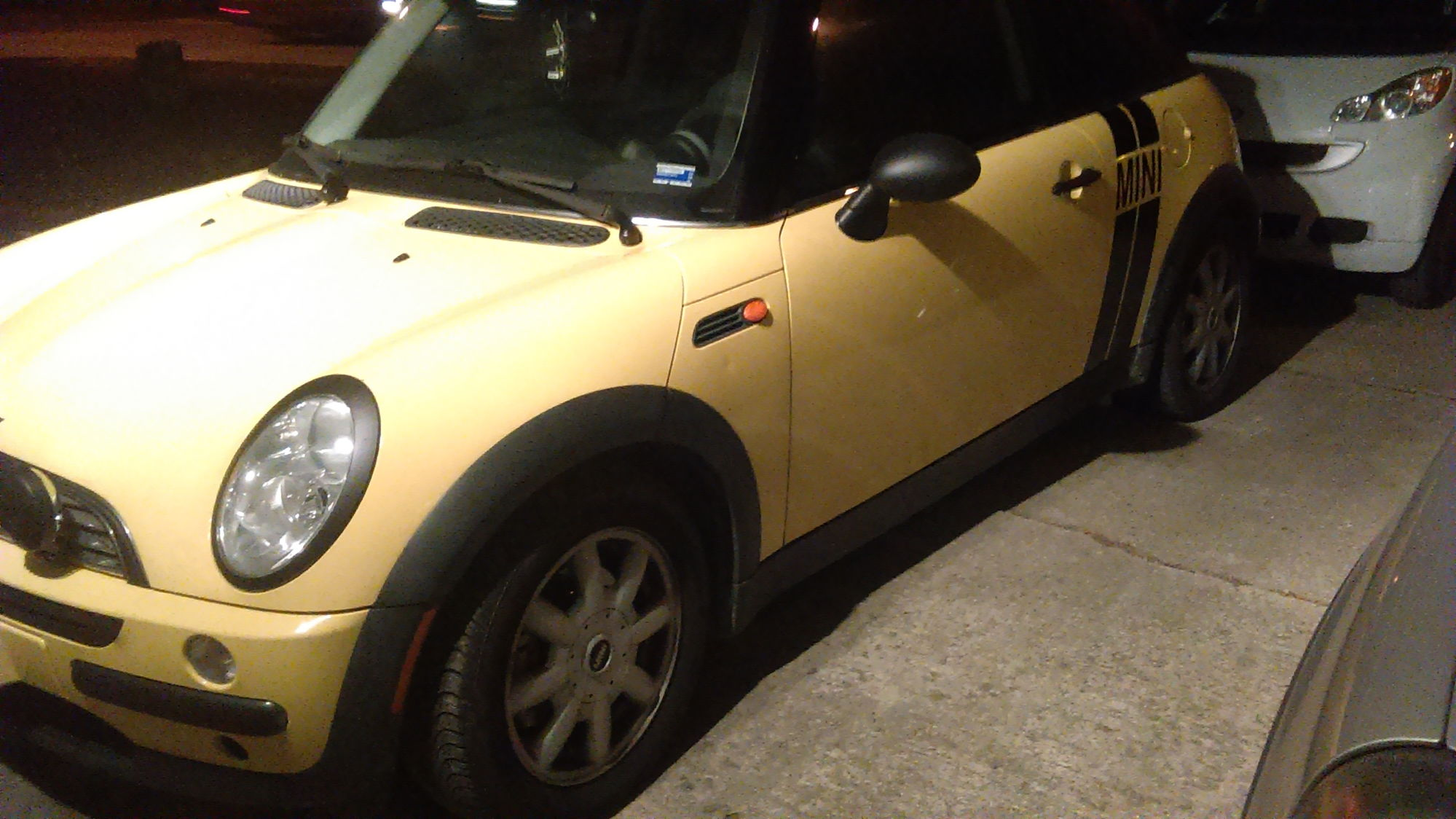 So i have a 2002 mini cooper r50 and i just put a cold air intake in it i love my cold air intake but i can t find a heat