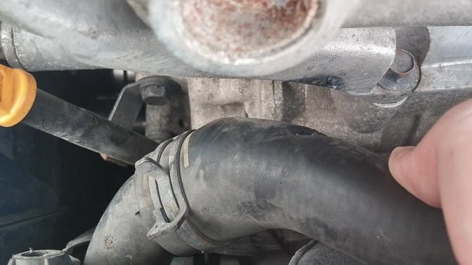 Whining noise when engine is hot - North American Motoring