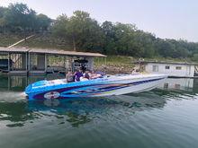Lake Travis 1st day out Top Gun