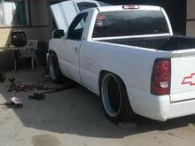 Lowering my truck 5/7 drop