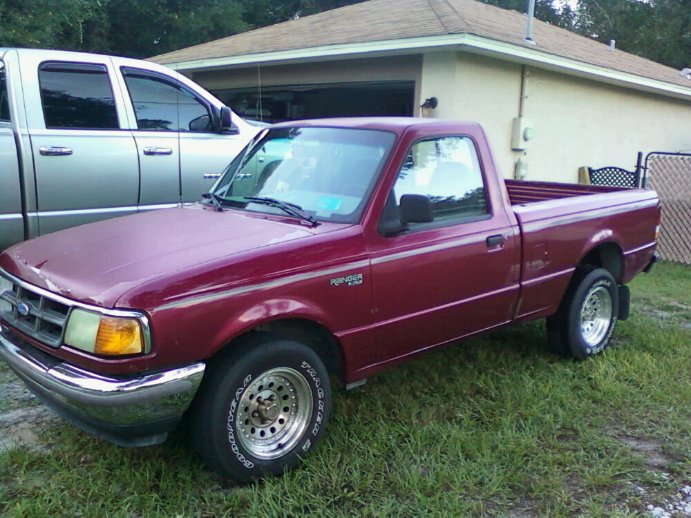 Before & After - 1994 Ford Ranger - Ranger-Forums - The ...