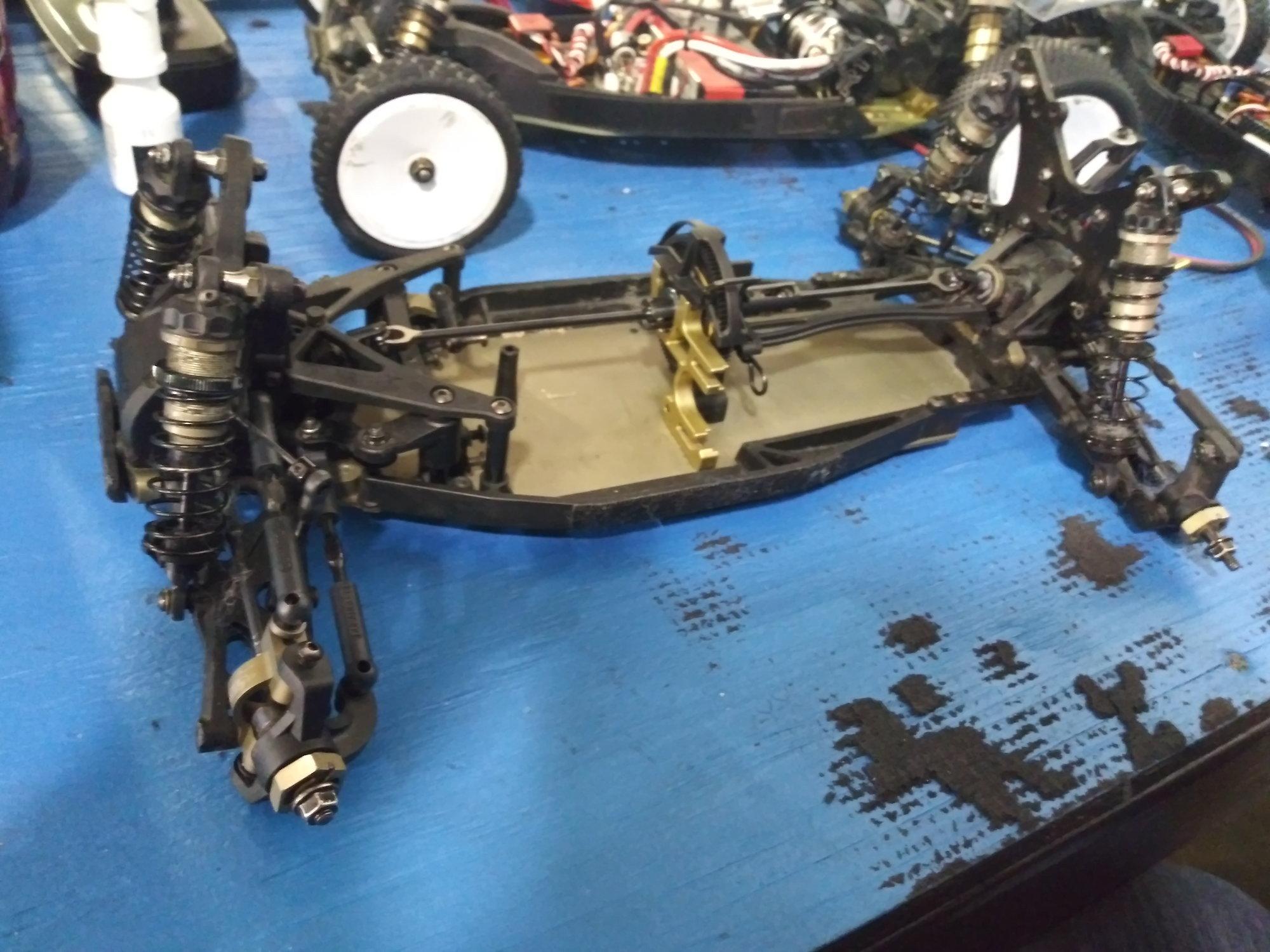 Durango Dex410 V5 Bodyshell Body New 1//10 Scale