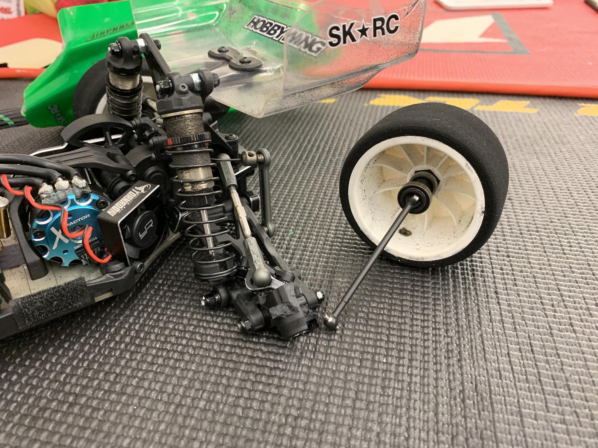 1264 RC Losi Set Screws Micro Mini V 5
