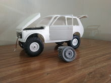 Niva on WPL-C14 chassis
