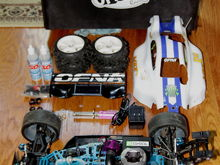 OFNA Buggy E-Racer Conversion