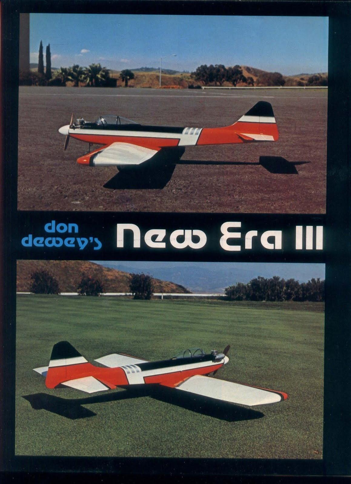 New Era Iii From Rcm Plans Rcu Forums Old Airtronics Servos Wattflyer Rc Electric Flight Discuss