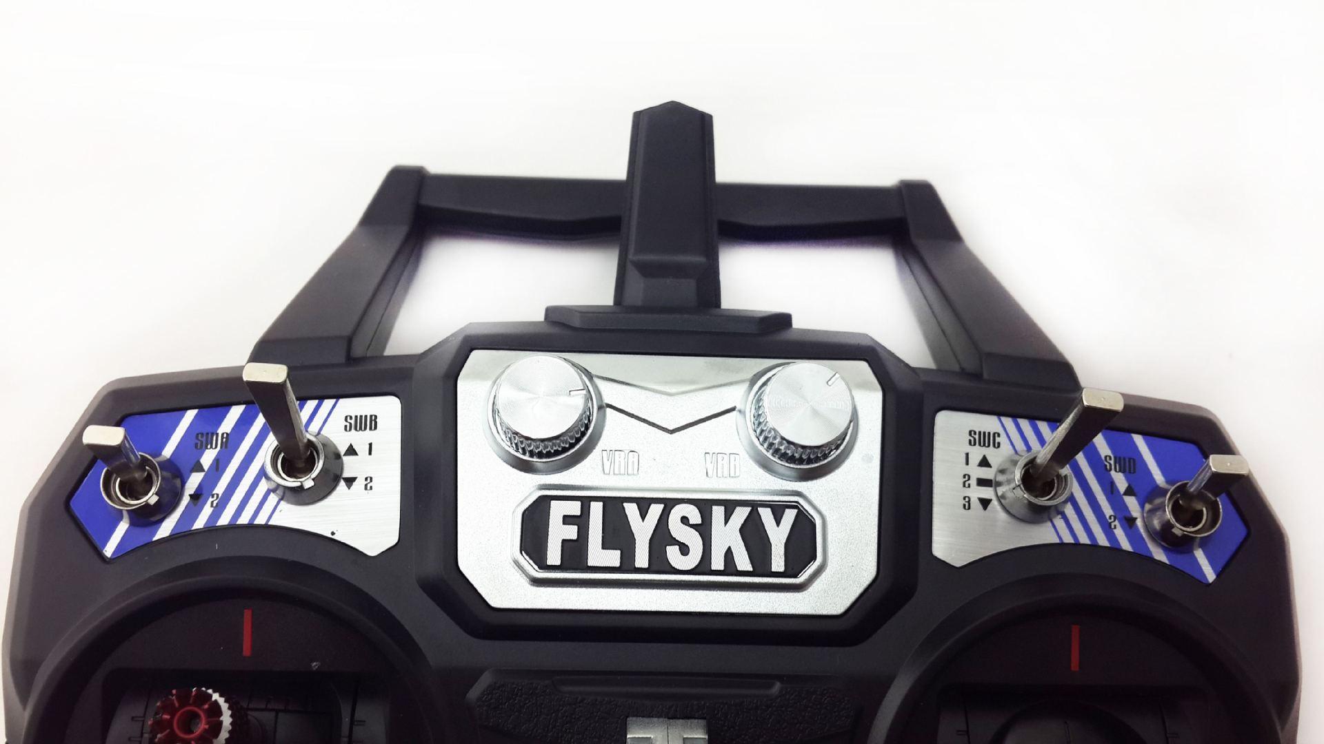 Flysky FS-i6 6Ch 2 4G Remote control - RCU Forums