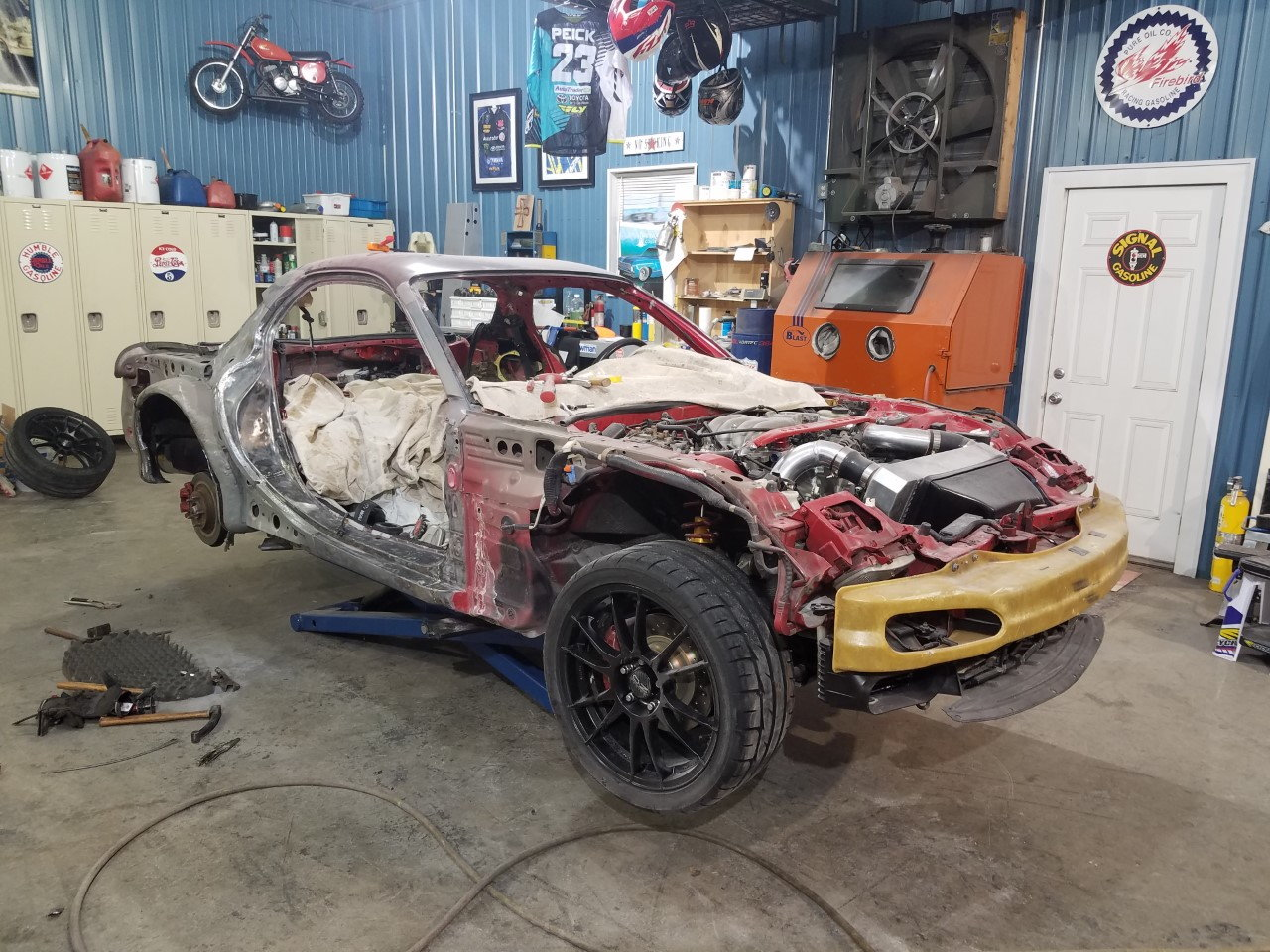 What have I gotten myself into? - Page 3 - RX7Club com