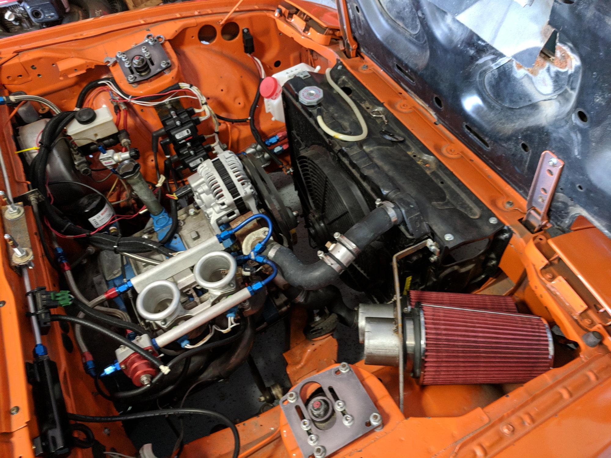 Borla/ TWM ITBs - RX7Club com - Mazda RX7 Forum