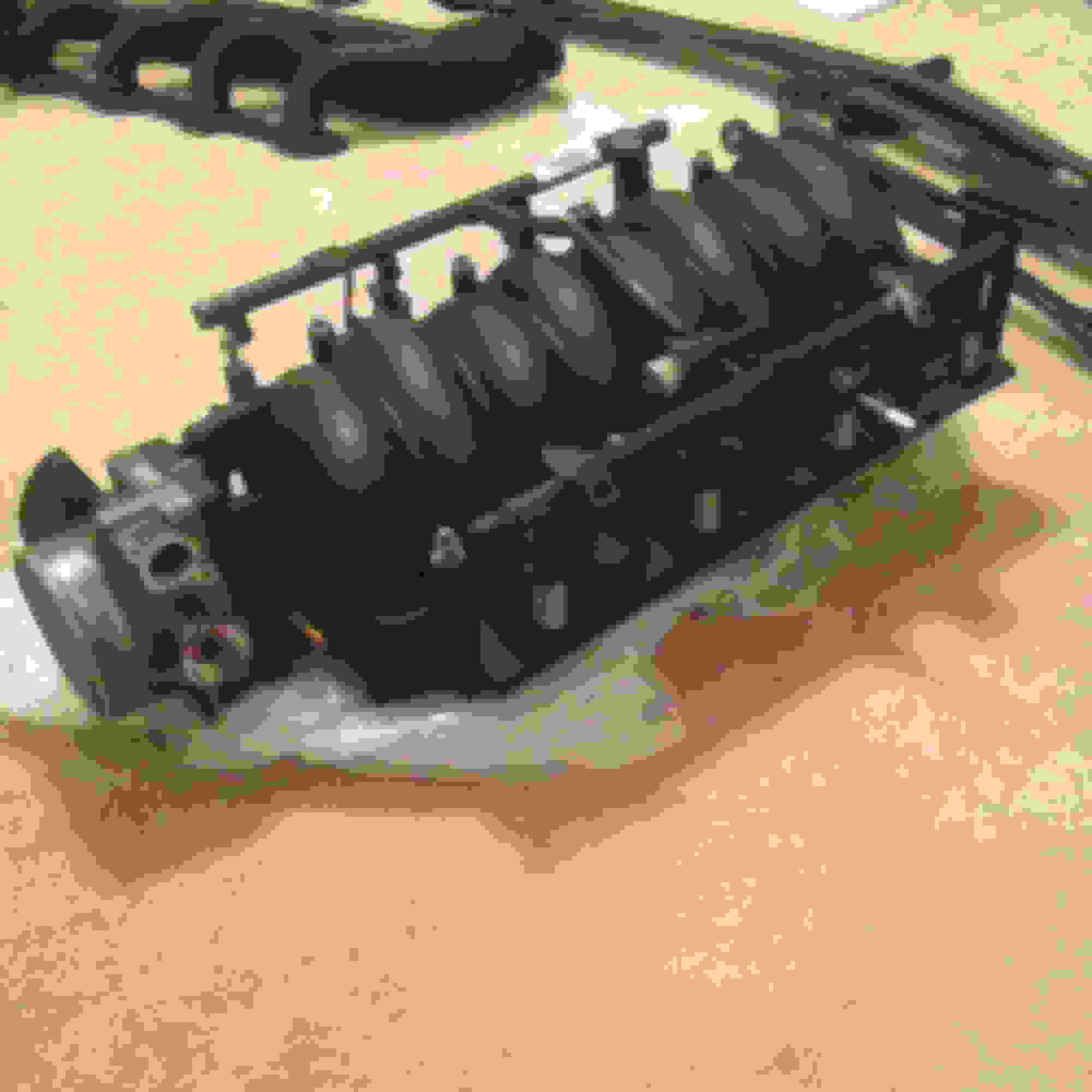 Green Machine LS1/T56 Build - RX7Club com - Mazda RX7 Forum
