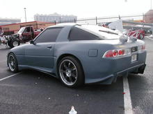 NOPI Atlanta GA, finished, but still in Primer, didnt have time to finish, although this show was my goal.