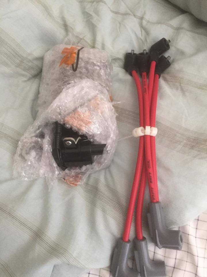 Fs   Bhr Ignition Kit And Coils