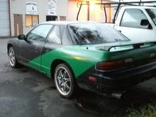 my 91 240sx coupe