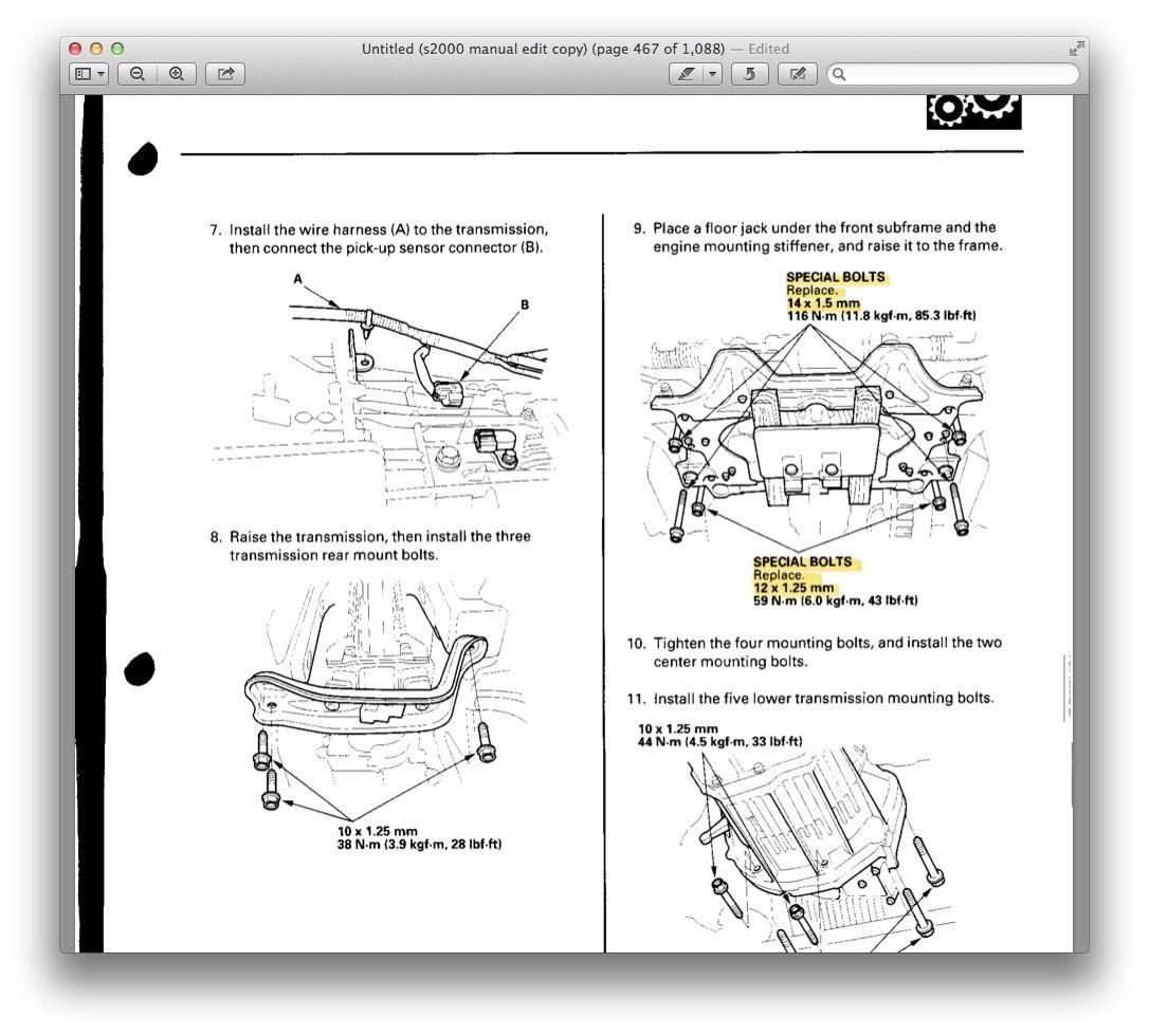 front subframe bolt sizes ap1 ap2 help s2ki honda s2000 forums rh s2ki com