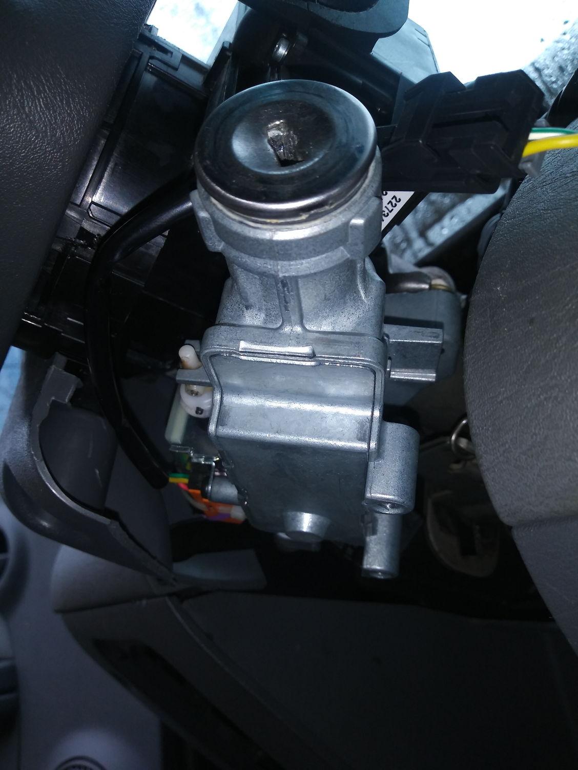 Saturn Steering Column Wiring Detailed Schematics Diagram Chevy G30 2006 Ion No Crank Start Forum Triumph