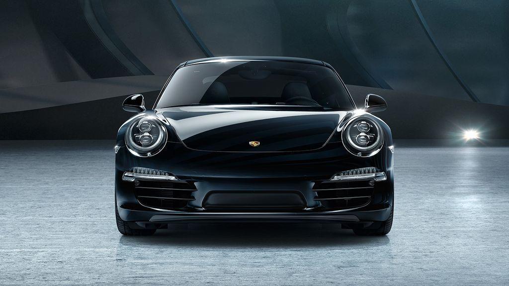 Porsche 911 Carrera 4 Black Edition 2016 Teamspeed