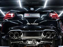 Fi Exhaust  w/ BMW F87 M2 - Sexy !