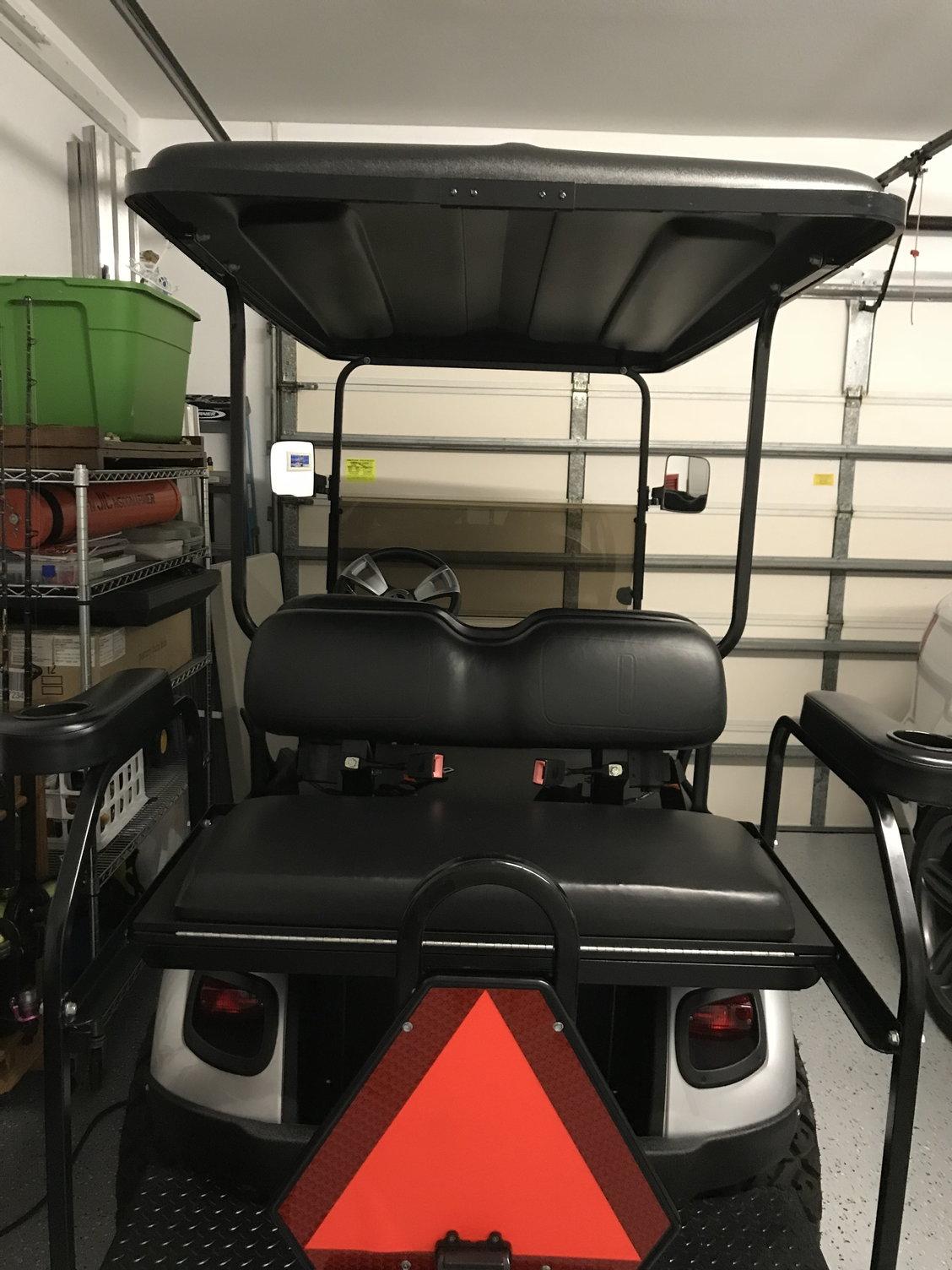 2016 Ez Go S4 Express Electric Golf Cart Fully Street