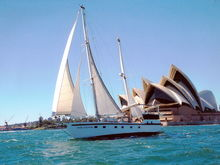 Great Barrier Reef luxury Yachting Holidays