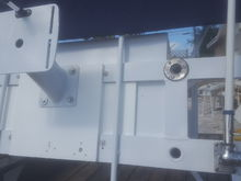 overview of radar arch mount