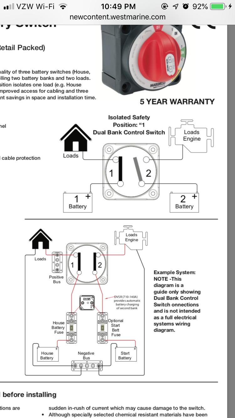 Shore Power Wiring Diagram On Marinco Trolling Motor Plug Diagram