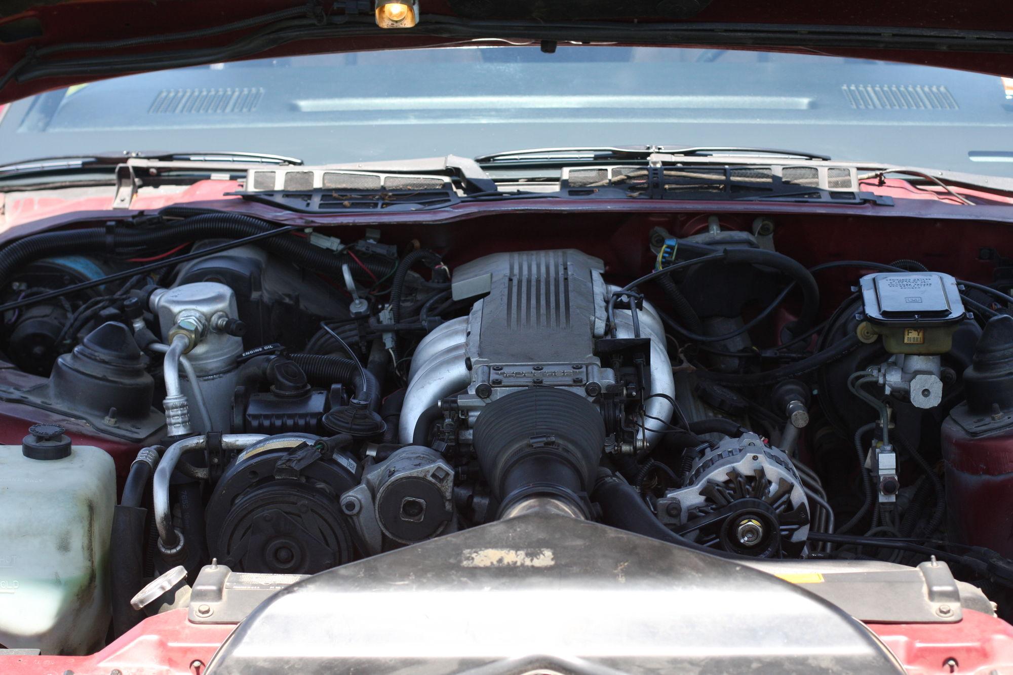 1988 Chevy Camaro Iroc Z 5 7 L98 All Original 56