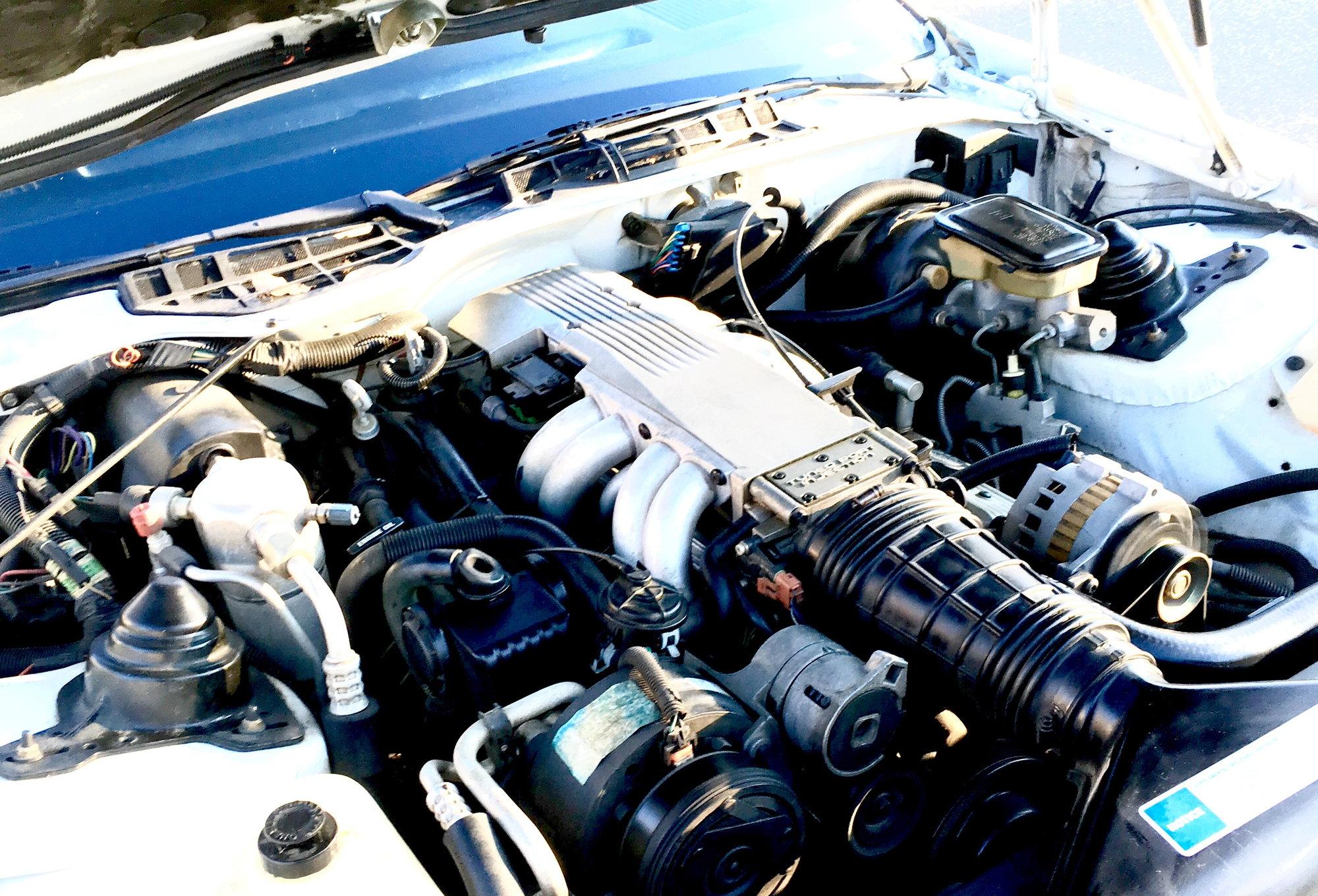 Idaho Sold 1991 Z28 Camaro 5 7 Tpi 50k Miles Sold