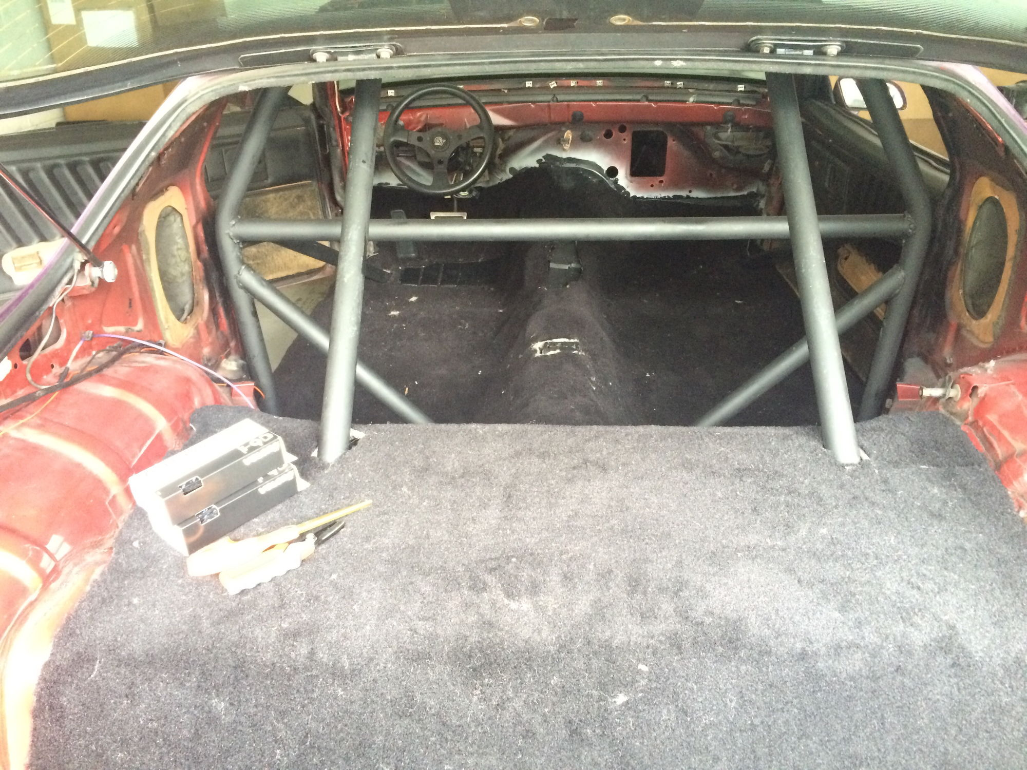 Full Floorpan Rust Repair Third Generation F Body
