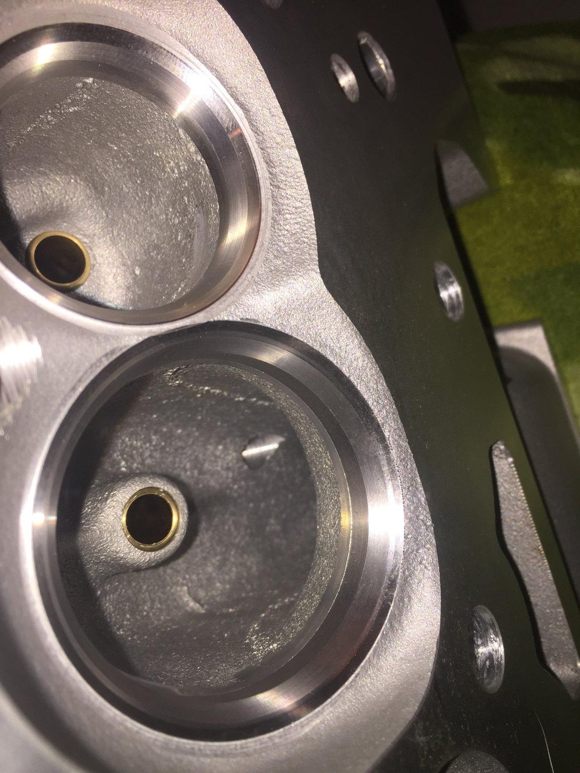 assault racing 200cc 64cc chamber heads ( dart copys