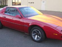 1986 Firebid (CA car) IL For Sale