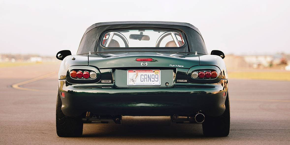 99 Miata LS3 Flyin' Miata Craigslist Posting - v8 Miata