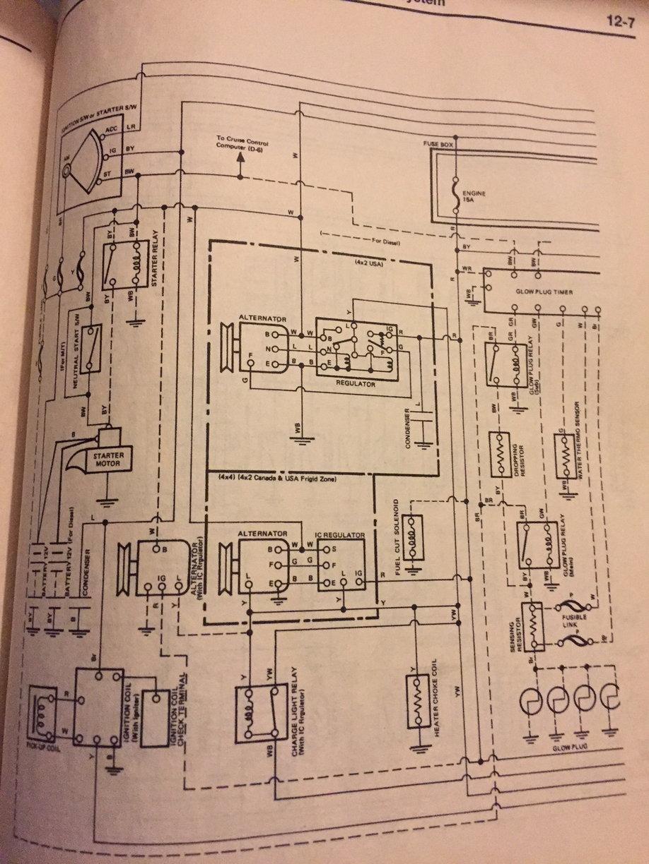 U0026quot Early Model Wiring Diagram U0026quot  Photos Inside