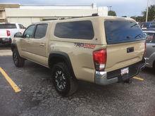 2016 Toyota Tacoma TRD OR 4x4