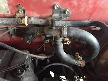 old heater control valve