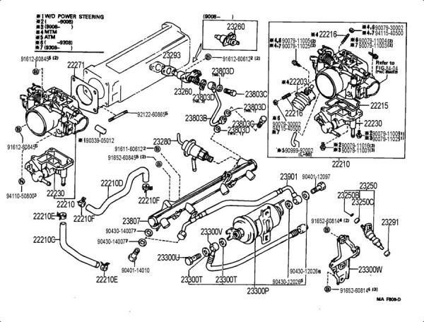 1985 4runner Engine Wiring Diagram