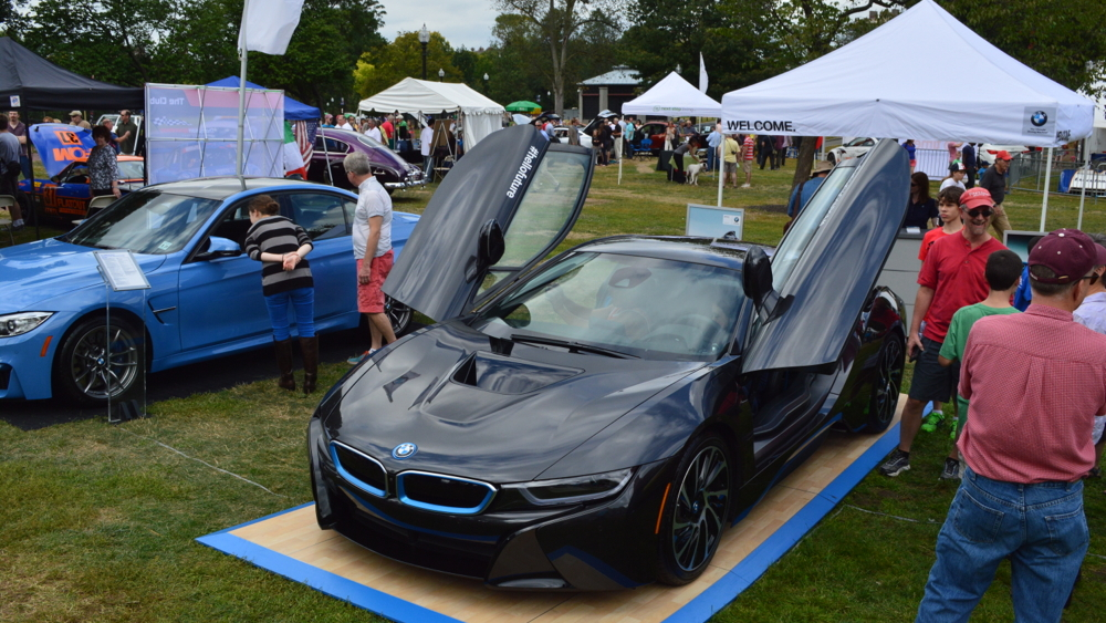 National Drive Electric Week 2014: Boston. Photo by John C. Briggs.